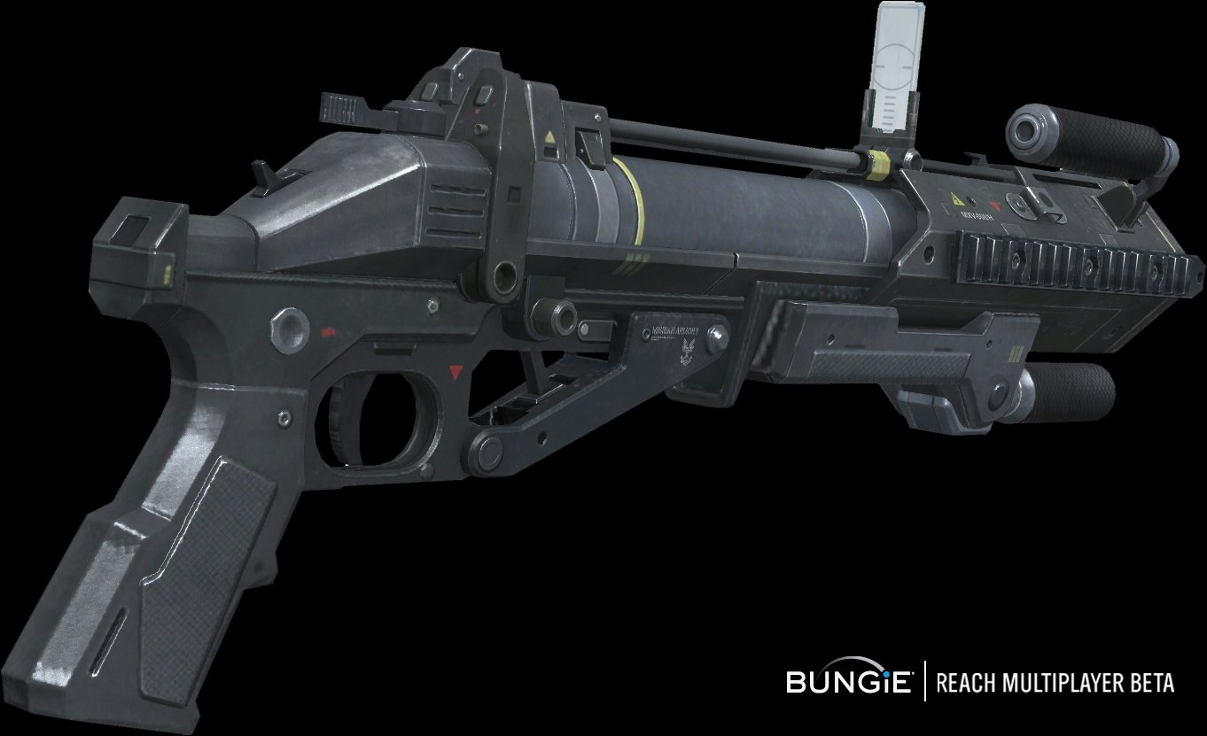 Halo: Reach - Halo: Reach Арт, Оружие