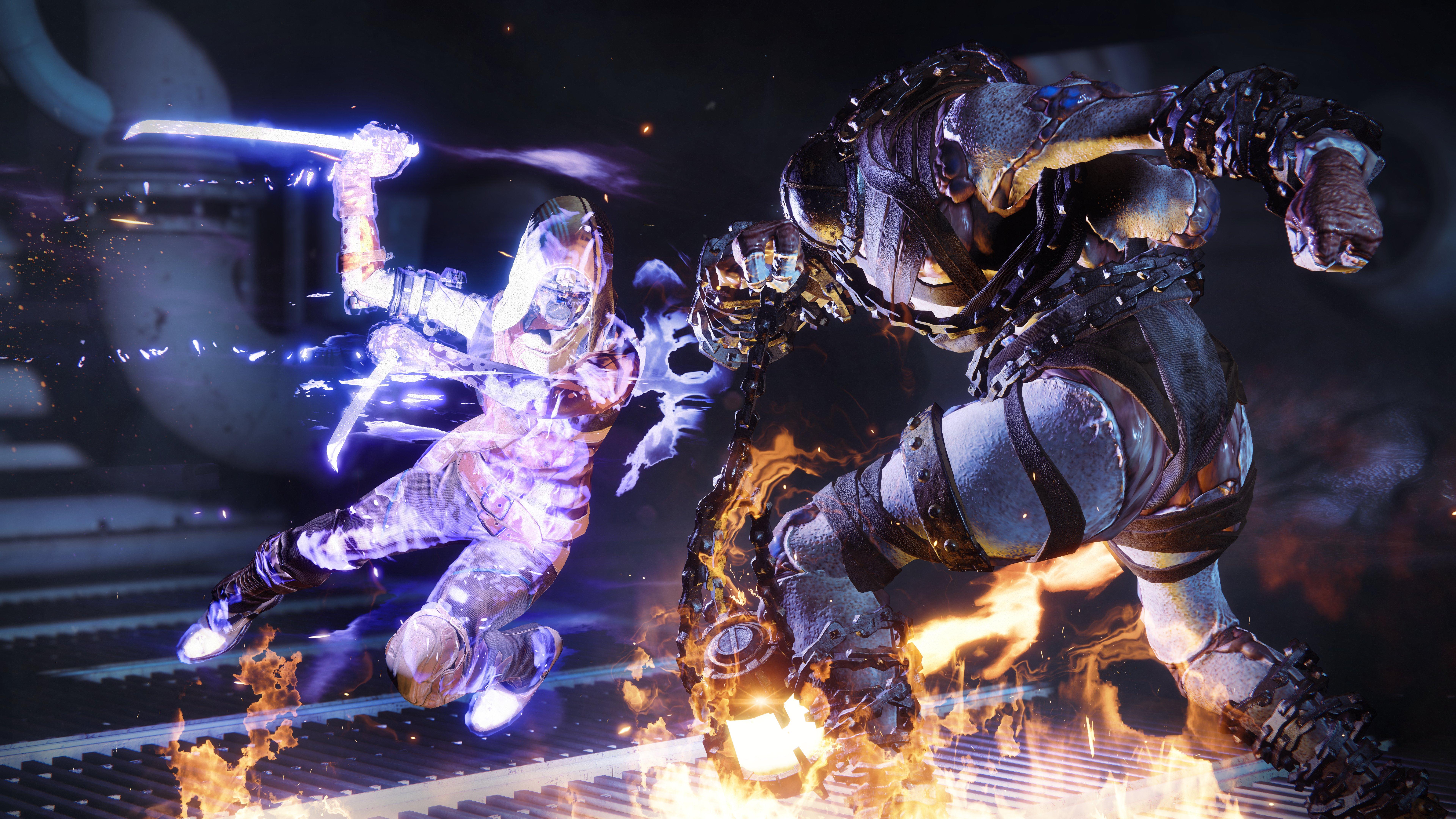 Forsaken expansion - Destiny 2 8K