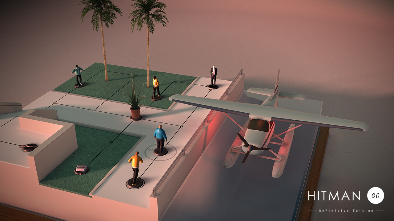 Definitive Edition - Hitman Go