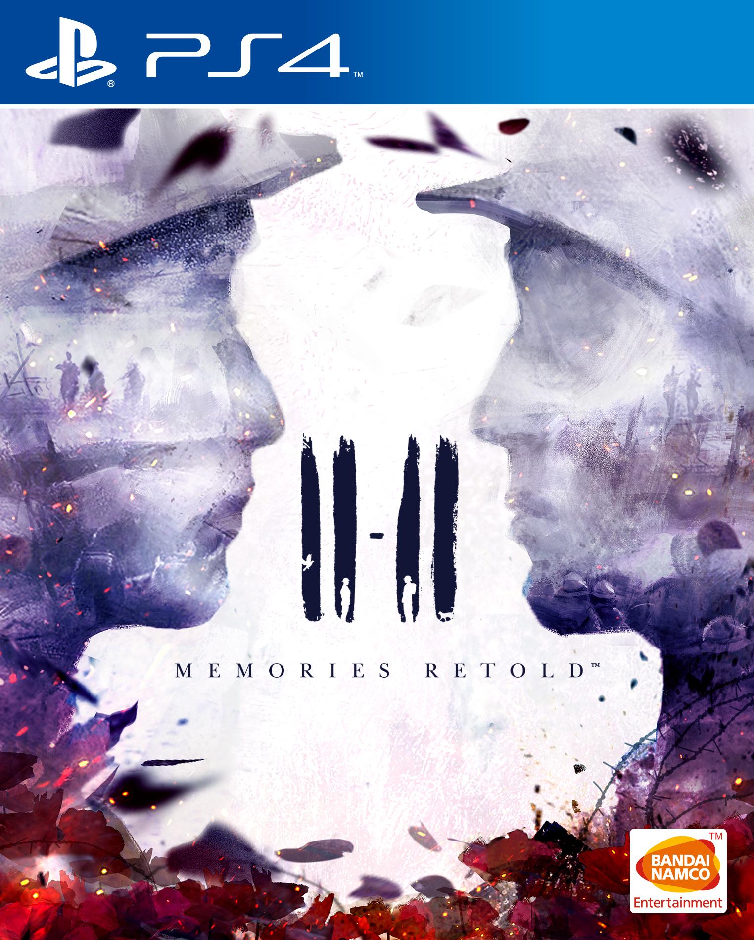 Бокс-арт (PS4) - 11-11: Memories Retold