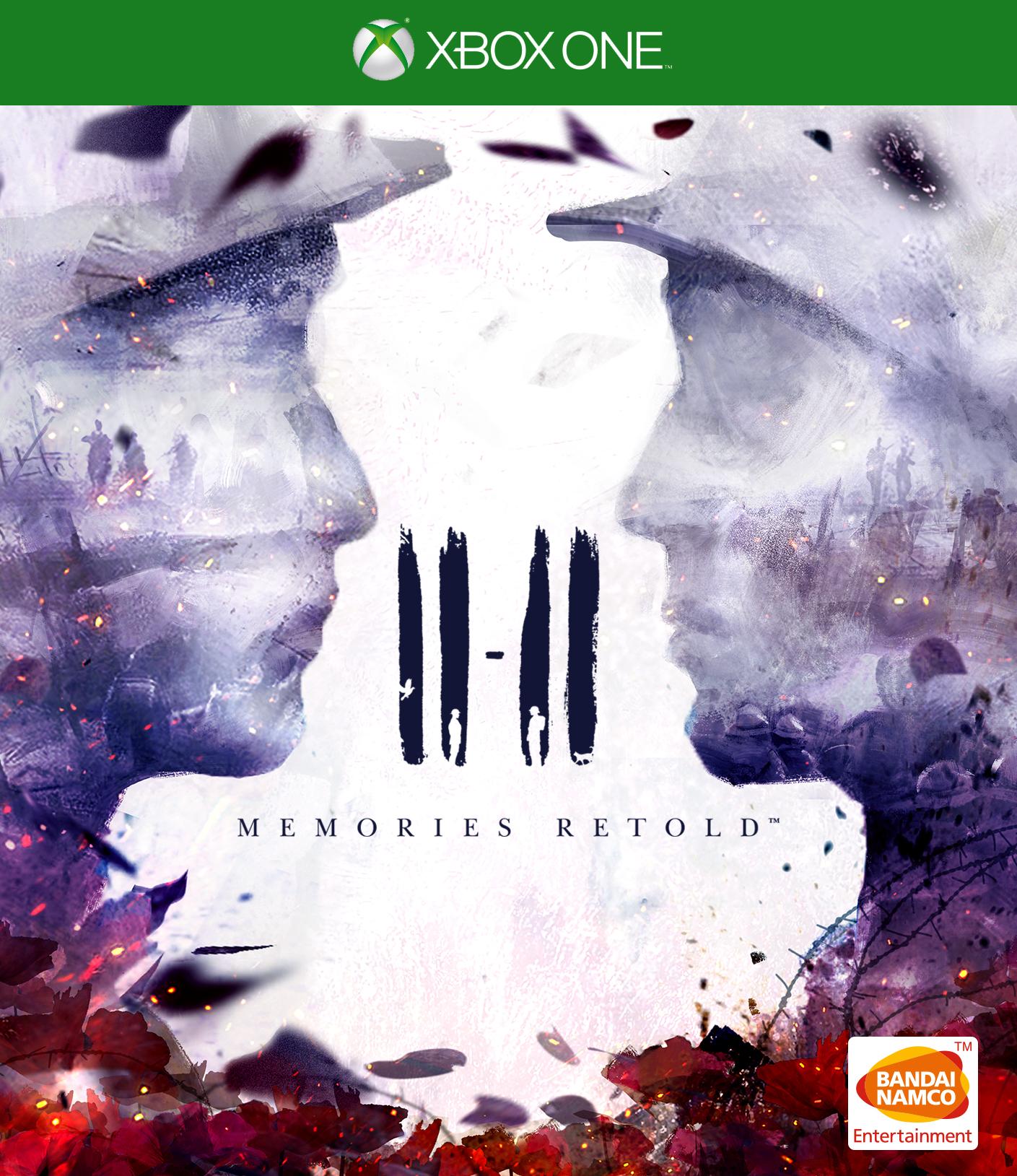Бокс-арт (Xbox One) - 11-11: Memories Retold