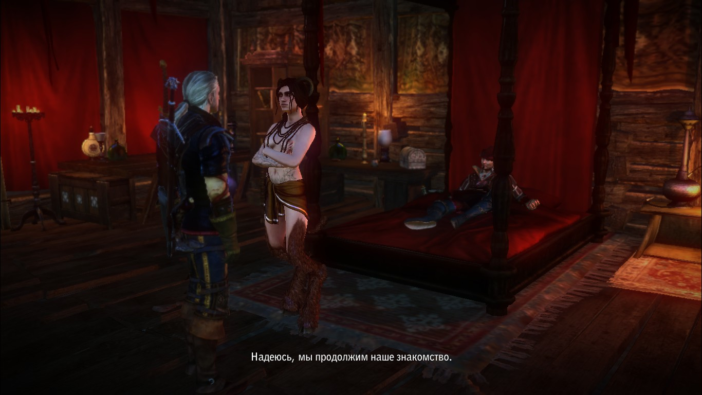 Приключения Лютика - Witcher 2: Assassins of Kings, the
