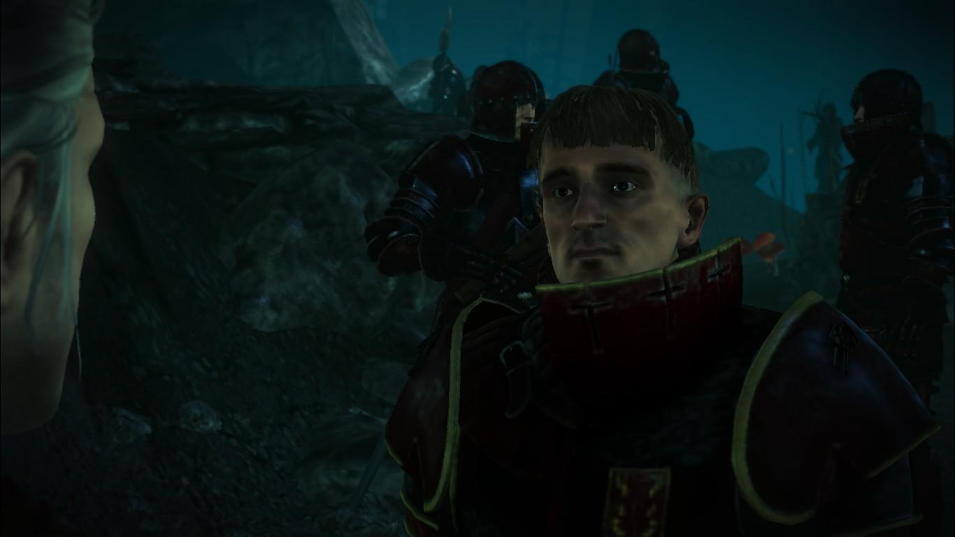 Еще более приятная встреча. Зигрфрид - Witcher 2: Assassins of Kings, the