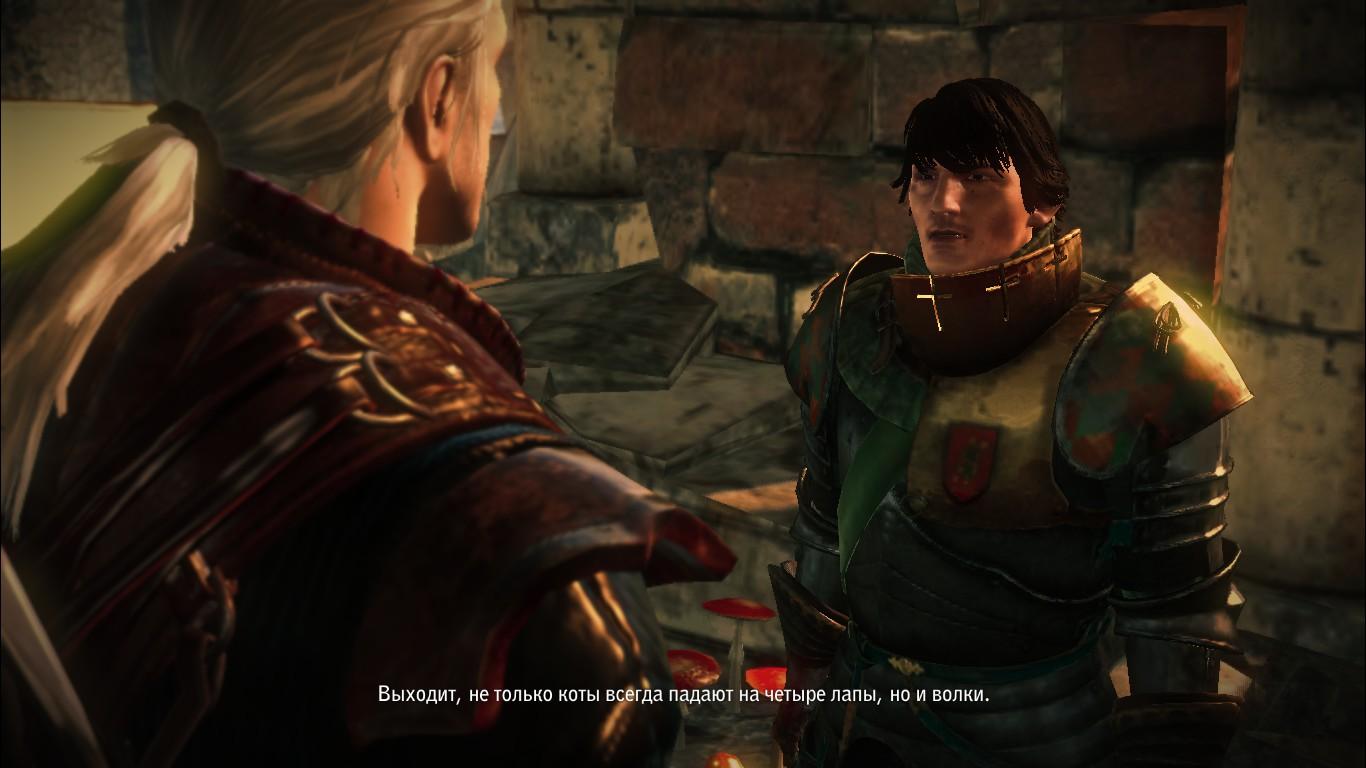 Приятная встреча - Witcher 2: Assassins of Kings, the