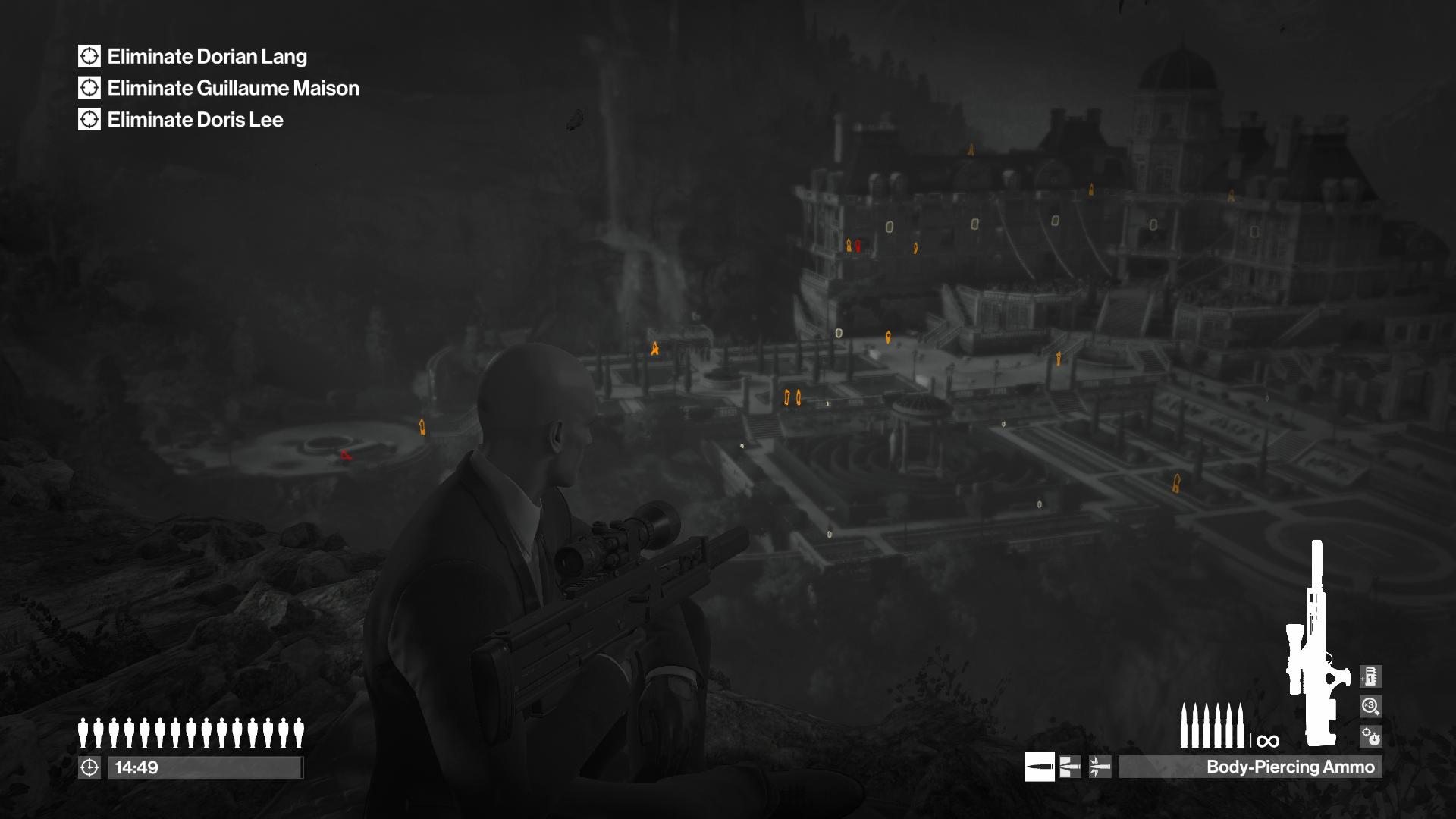 Sniper Assassin - Hitman 2