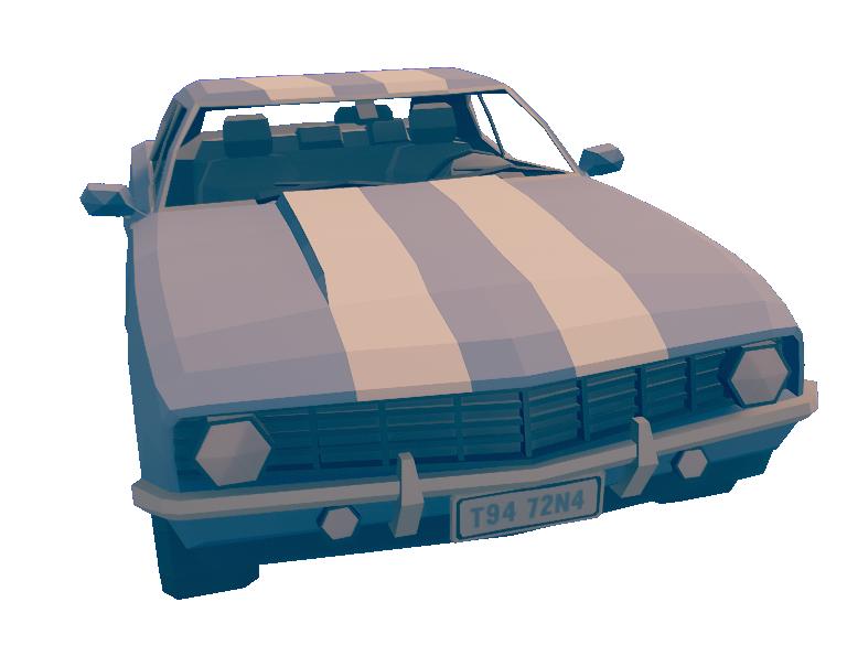 Автомобиль - Totally Accurate Battlegrounds