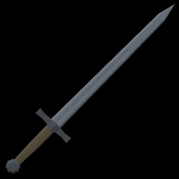 Меч крестоносца - Totally Accurate Battlegrounds Оружие