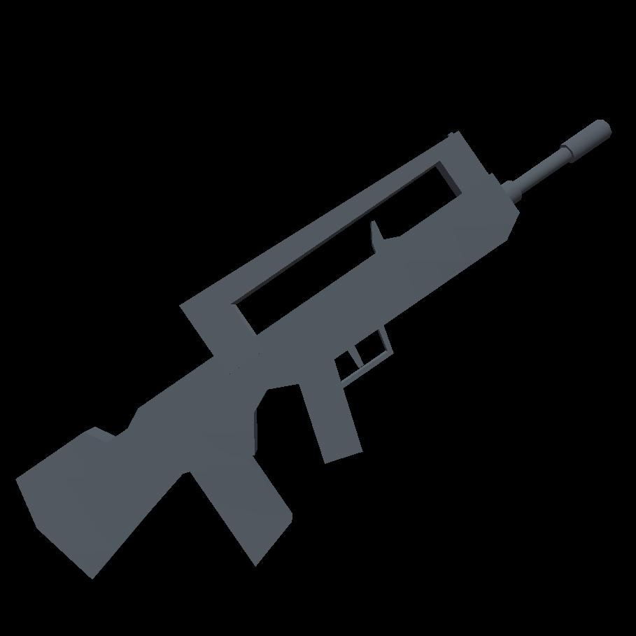 ФАМАС - Totally Accurate Battlegrounds Оружие