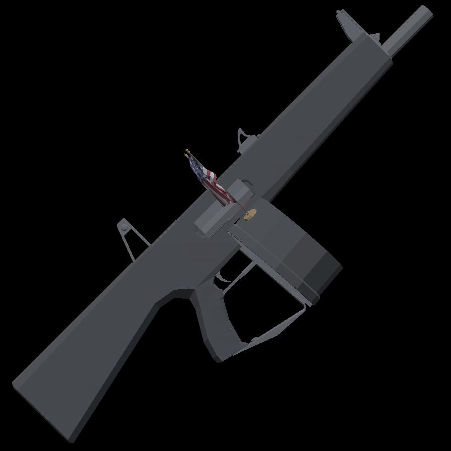 Либерастический AA-12 - Totally Accurate Battlegrounds Оружие