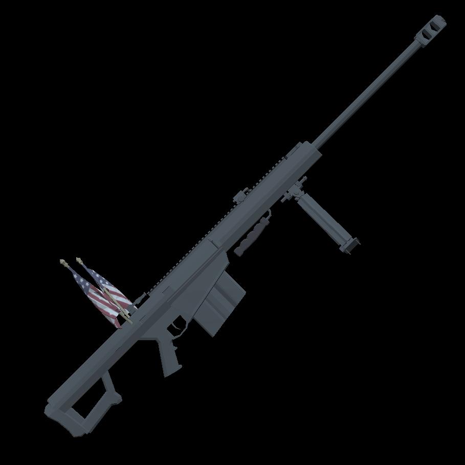 Либерастический баррет - Totally Accurate Battlegrounds Оружие