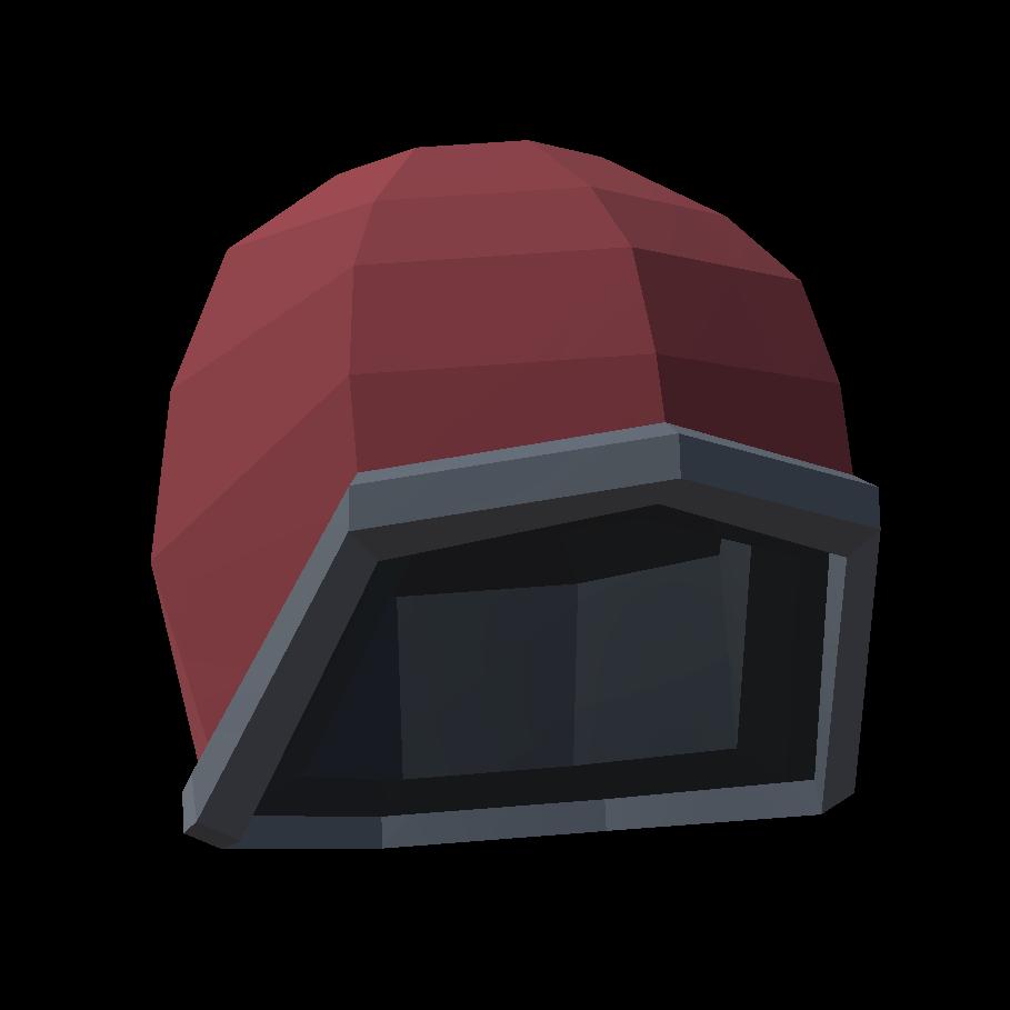 Мотоциклетный шлем (Олдскул) - Totally Accurate Battlegrounds Предмет