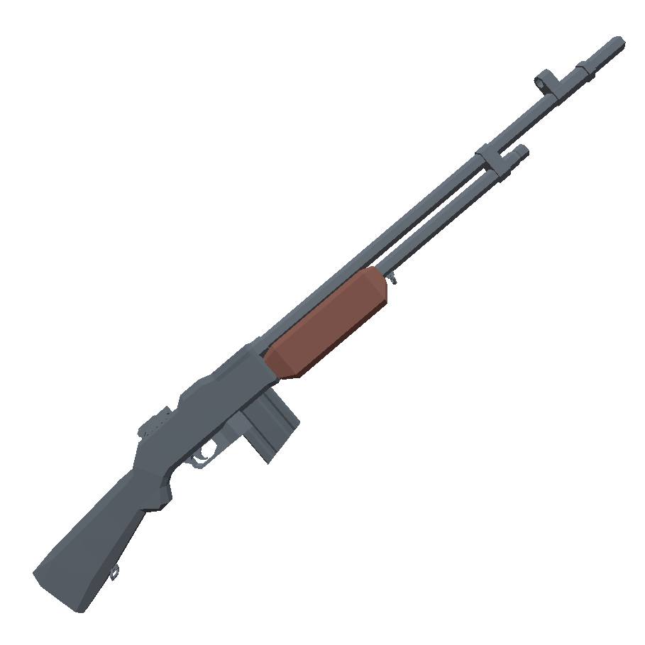 M1918-BAR - Totally Accurate Battlegrounds Оружие