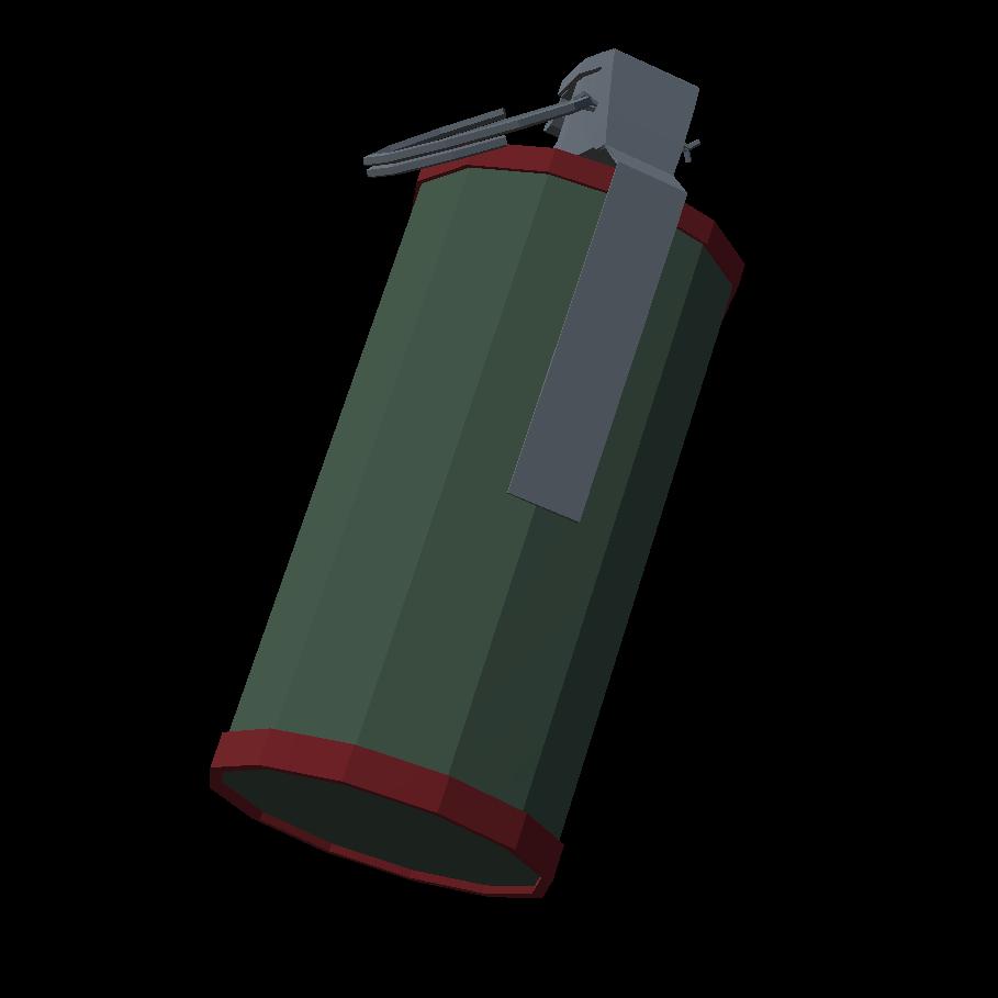 Дымовая граната - Totally Accurate Battlegrounds Оружие
