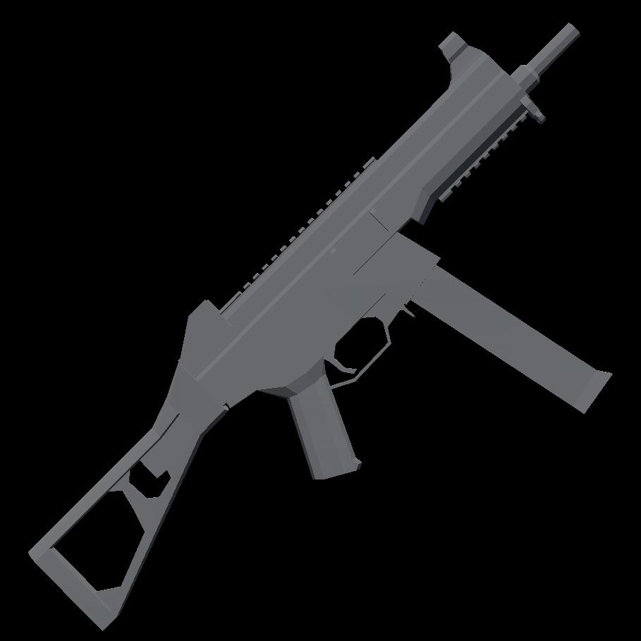 UMP-45 - Totally Accurate Battlegrounds Оружие