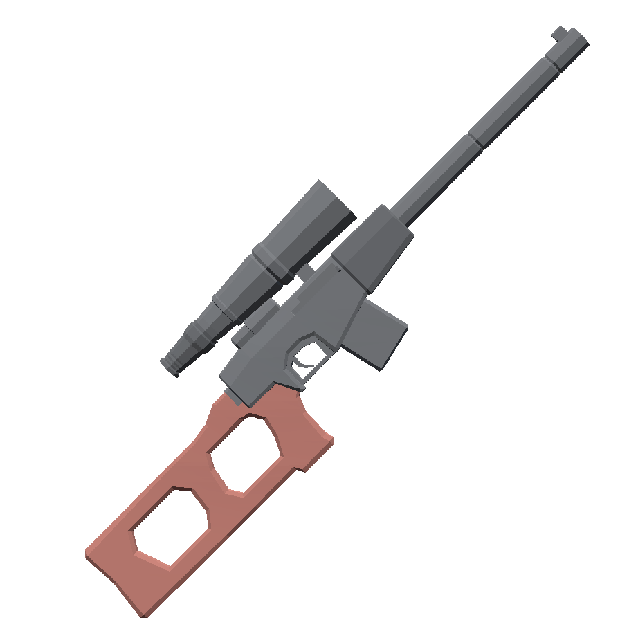 ВСС - Totally Accurate Battlegrounds Оружие