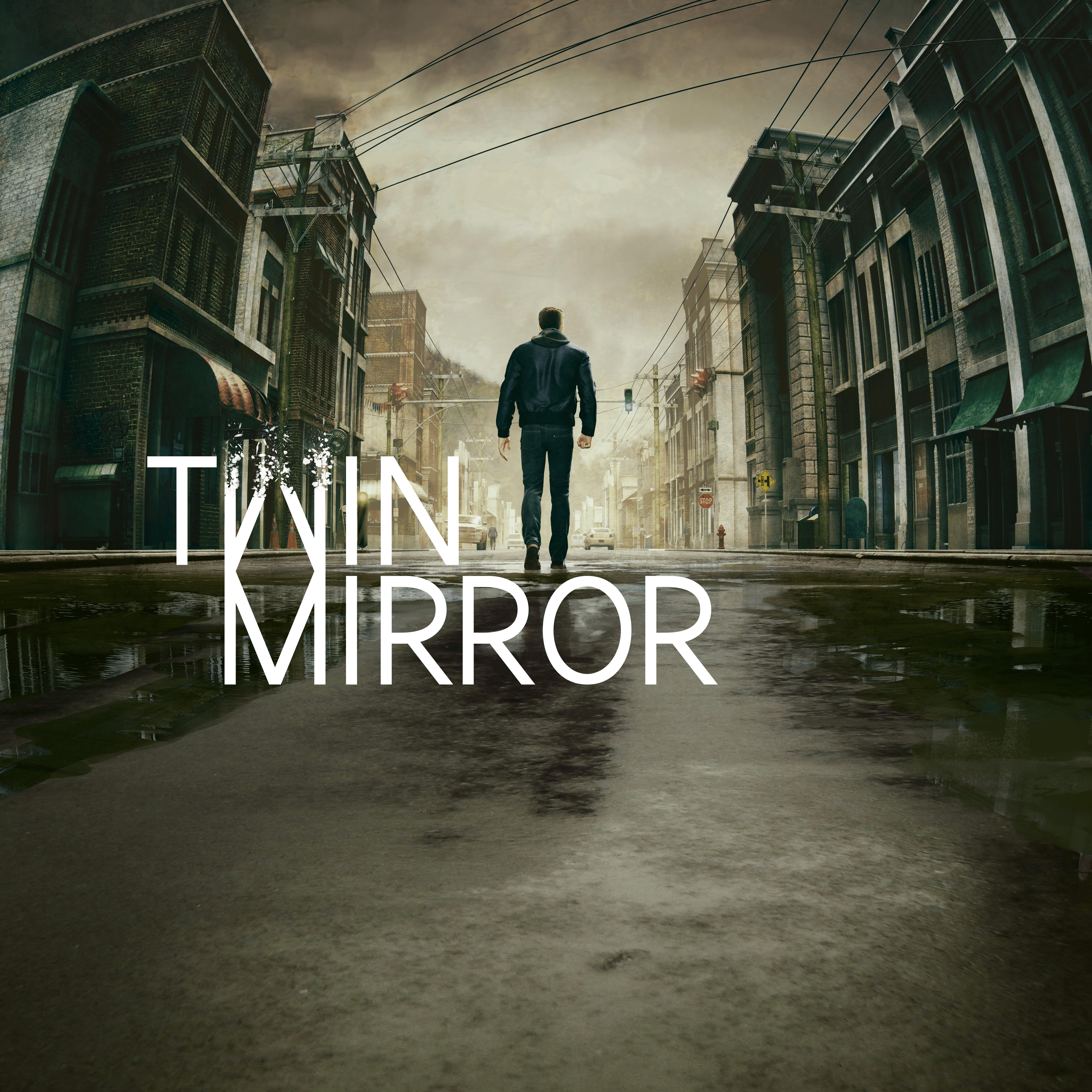 Twin Mirror - Twin Mirror 8K, Арт