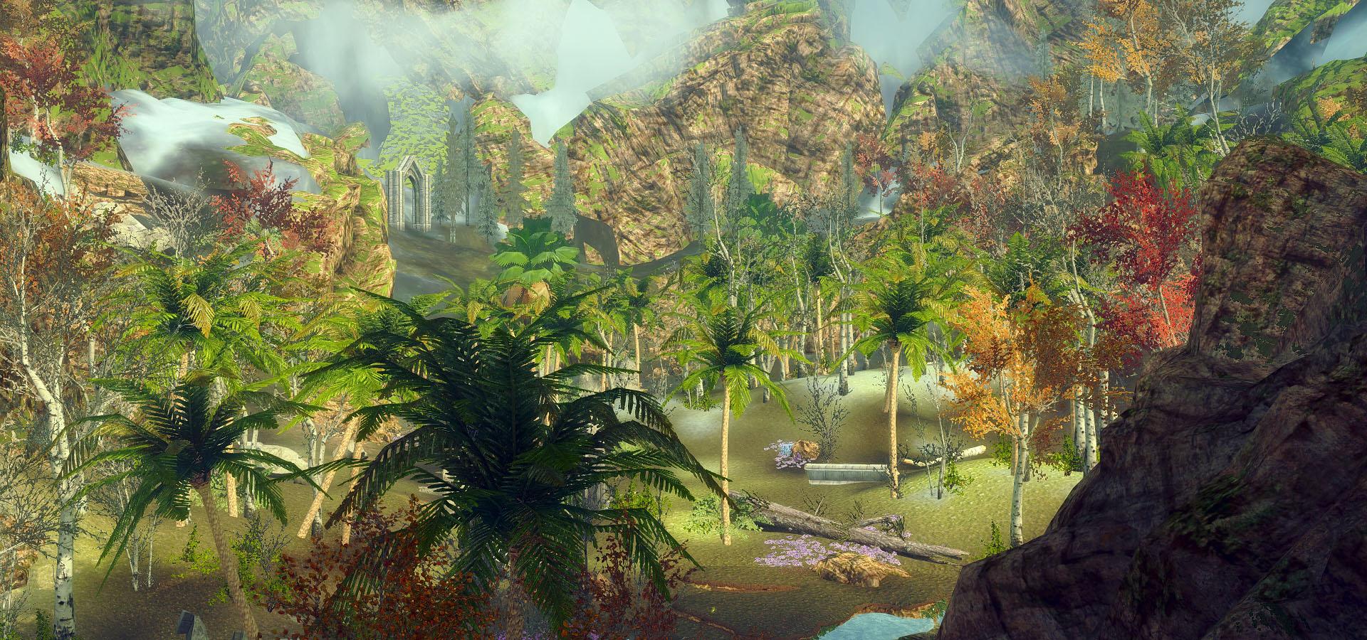 568. Забытая долина.jpg - Elder Scrolls 5: Skyrim, the CBBE, Сборка-21