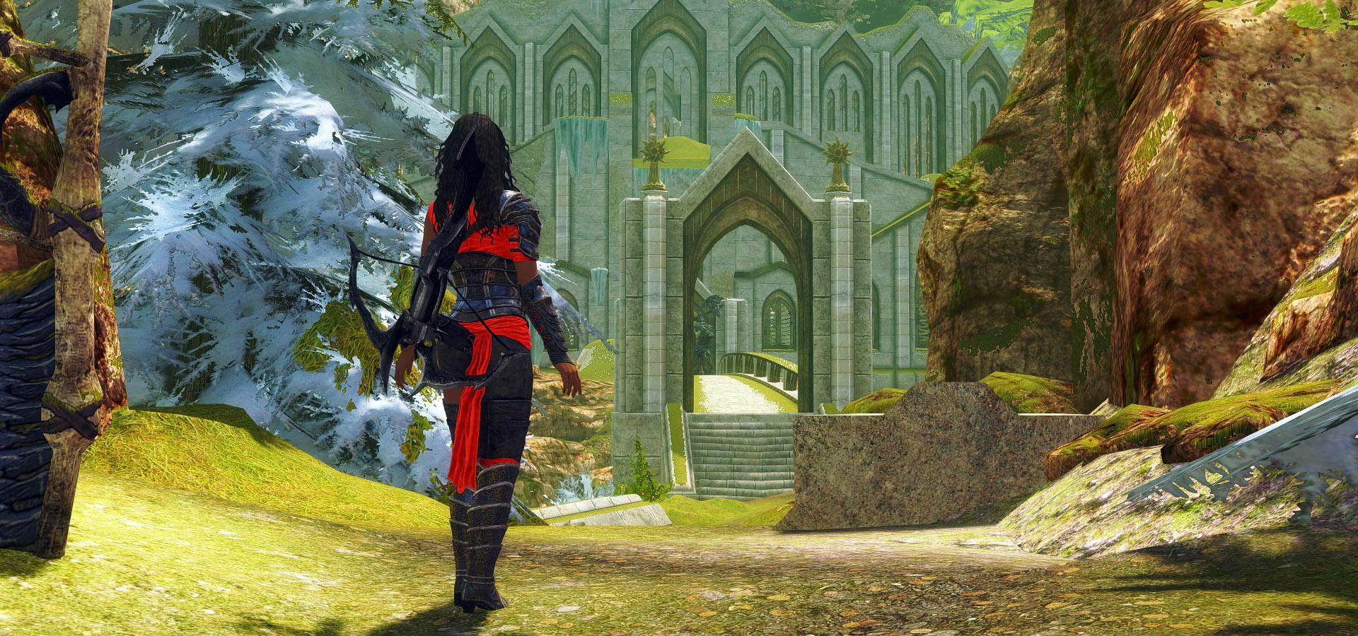 569. Святилище Ауриэля.jpg - Elder Scrolls 5: Skyrim, the CBBE, Сборка-21