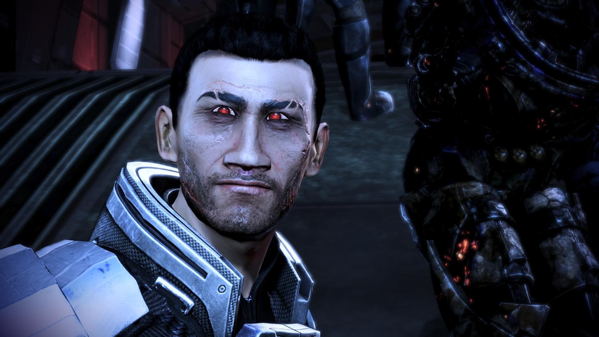 случайный шепард с паблика вк - Mass Effect 3
