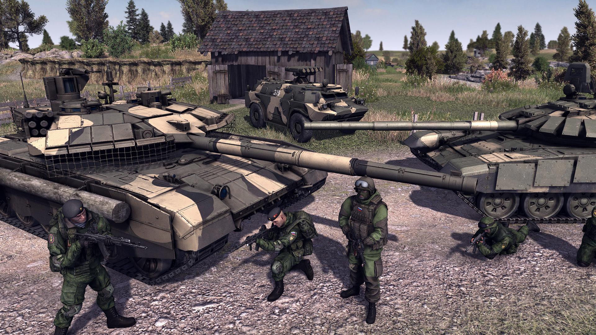 Россия - Call to Arms