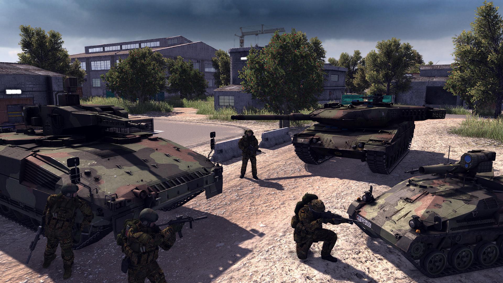 Германия - Call to Arms