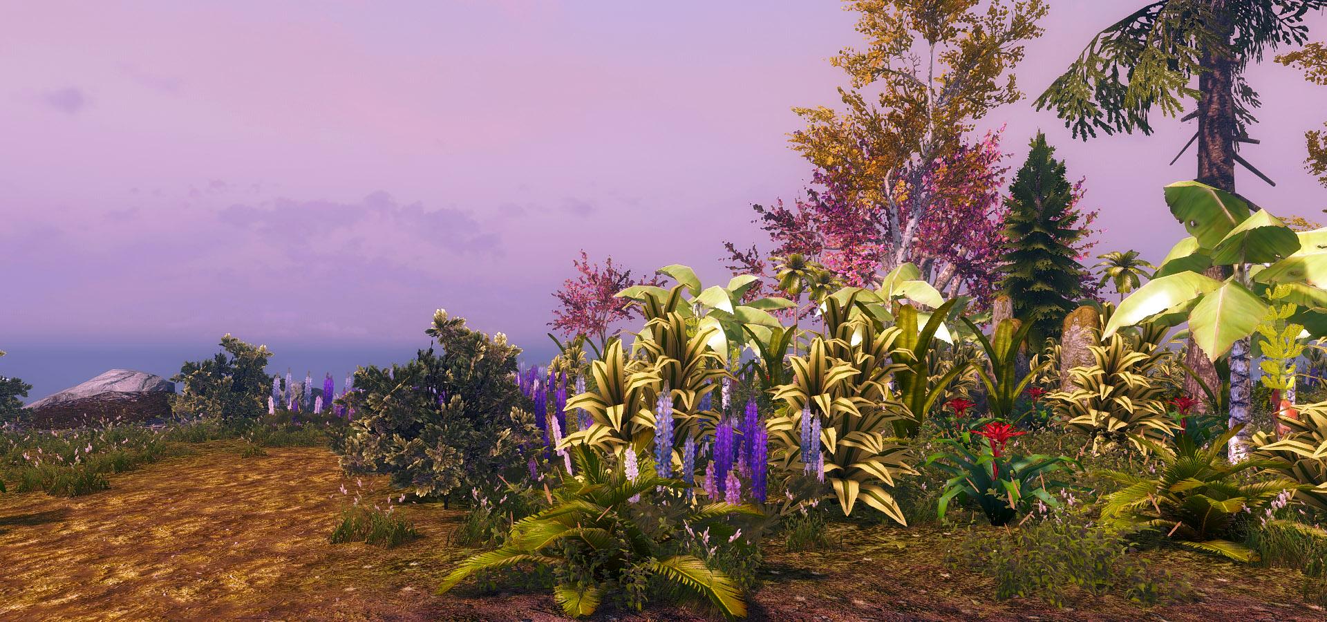 570. Банановый остров.jpg - Elder Scrolls 5: Skyrim, the CBBE, Сборка-21