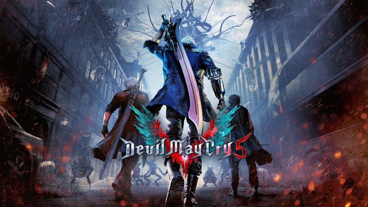 Devil May Cry 5 - Devil May Cry 5 Арт