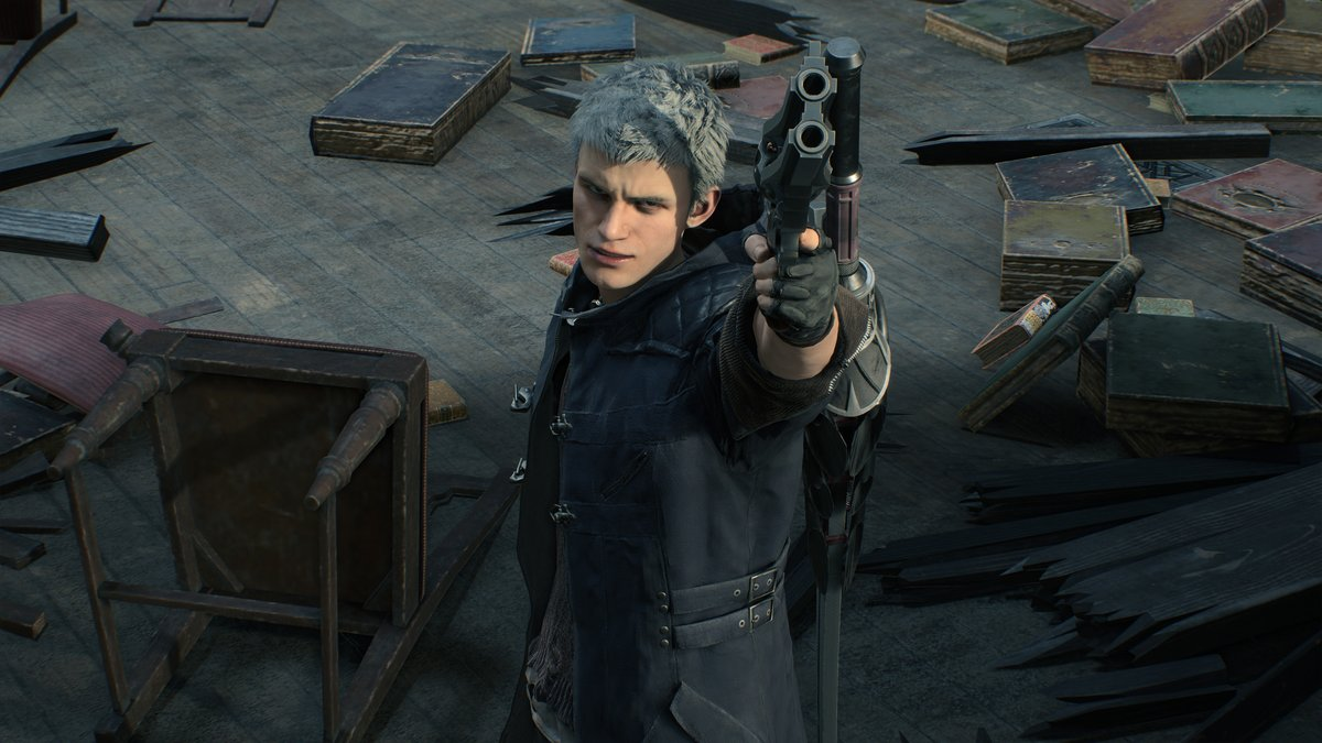 Devil May Cry 5 - Devil May Cry 5 Арт