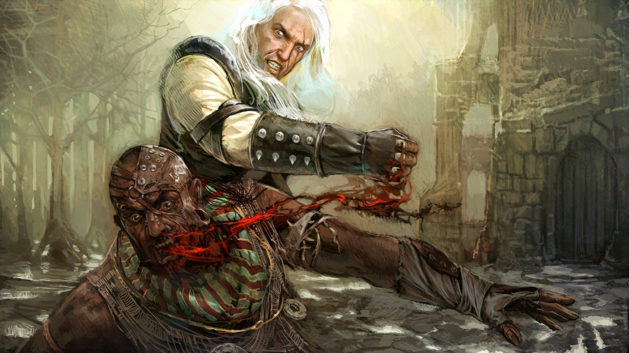 Art - Witcher, the Арт
