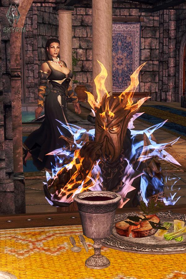 573. Постояльцы замка Ривервуд.jpg - Elder Scrolls 5: Skyrim, the CBBE, Сборка-21