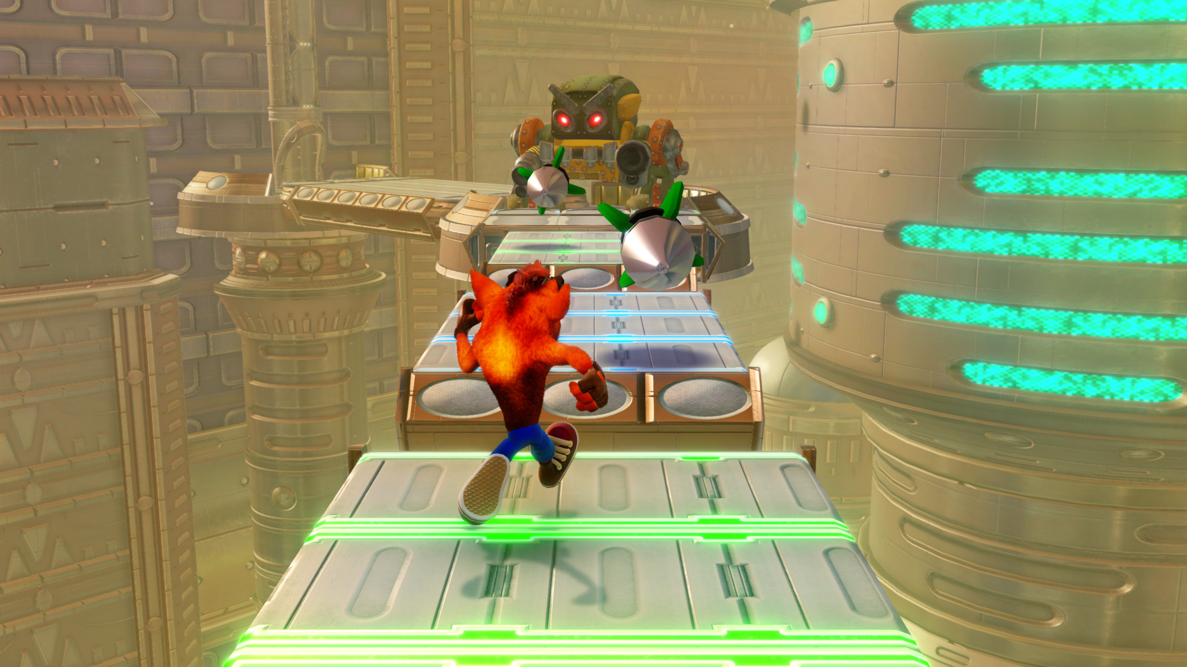 Crash Bandicoot N. Sane Trilogy - Future Tense - Crash Bandicoot N. Sane Trilogy