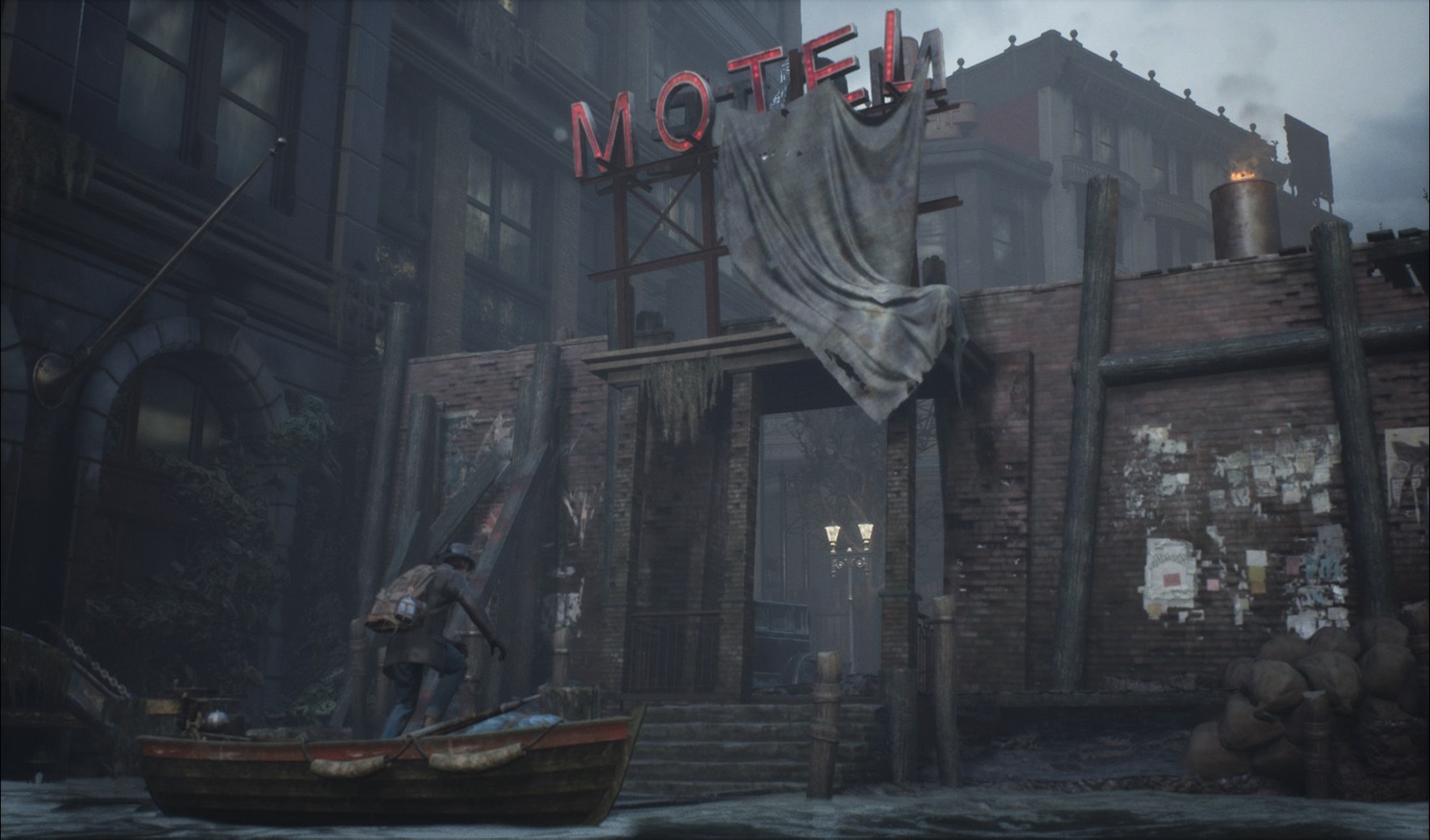 The Sinking City - Sinking City, the