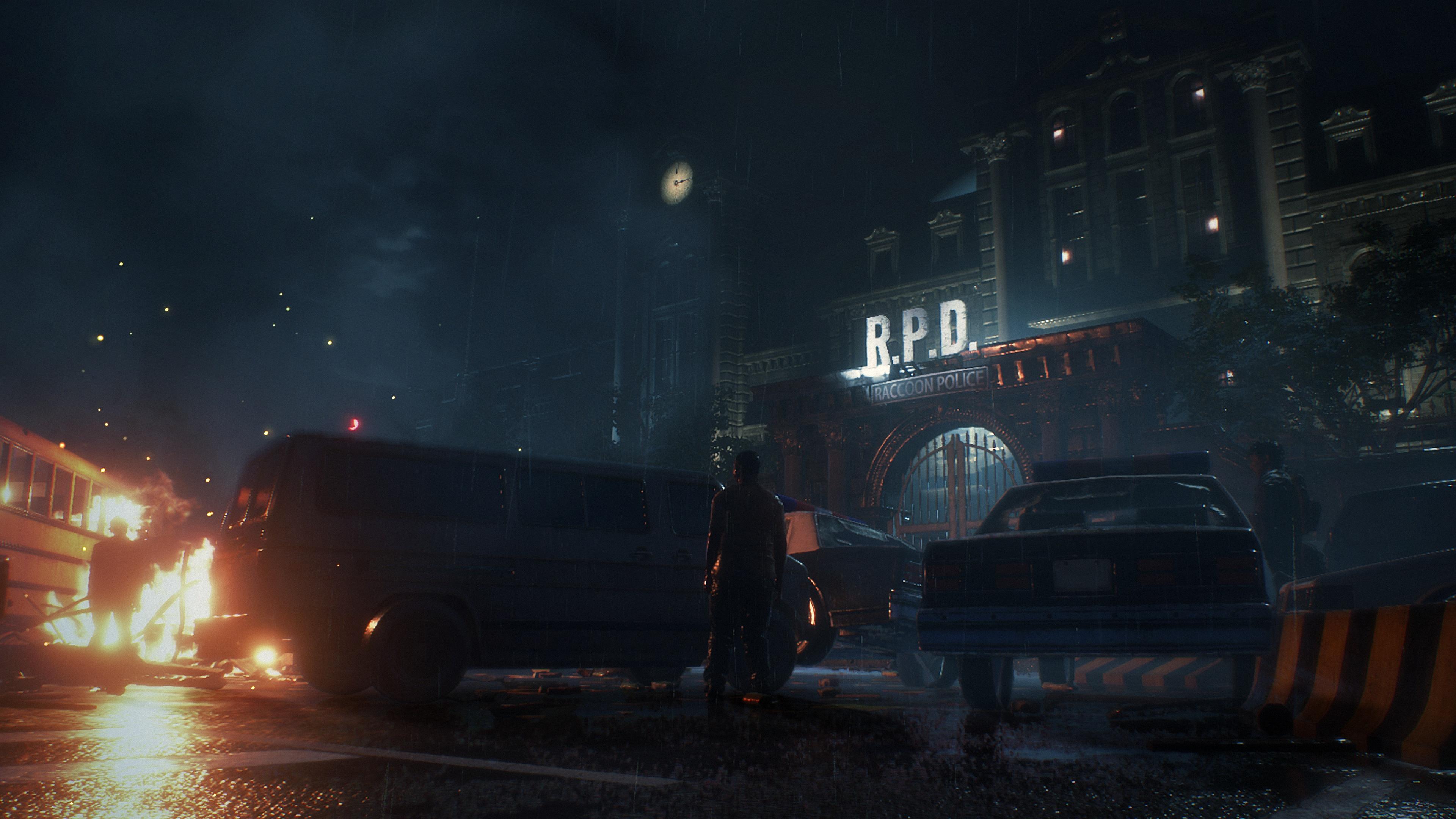 Resident Evil 2 HD Remaster - Resident Evil 2