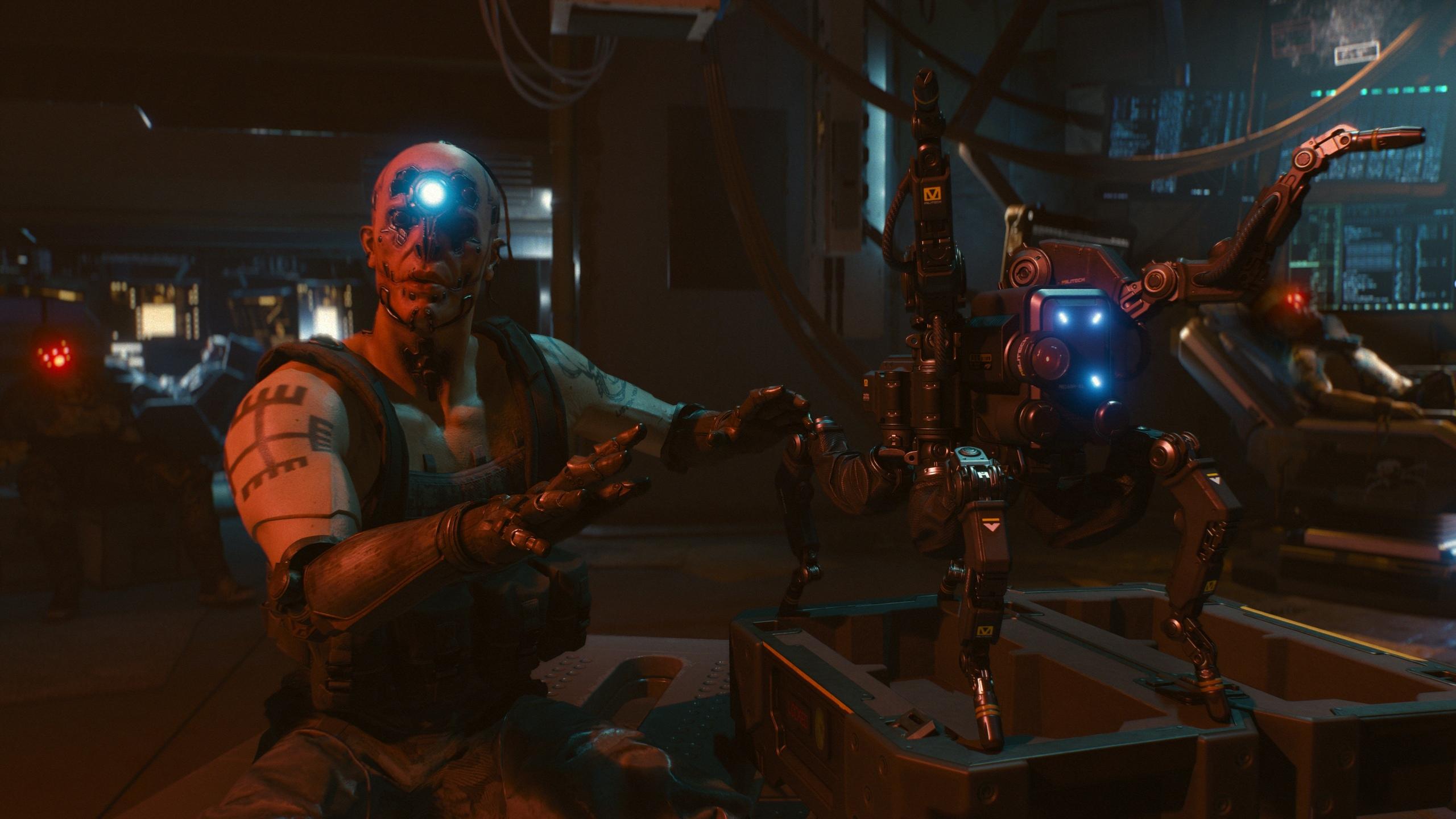 Cyberpunk 2077 - Cyberpunk 2077