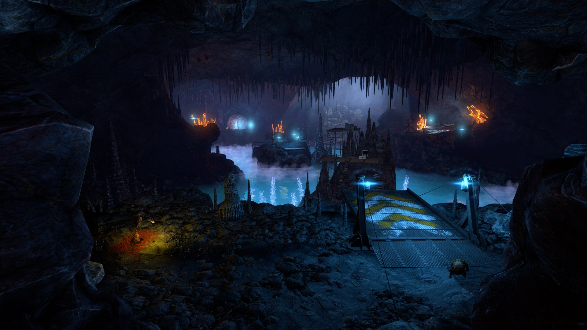 xen screenshot - Half-Life