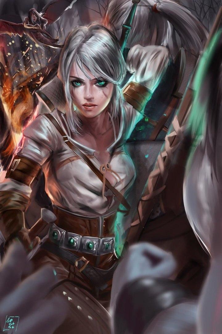 HxFxxZnIq74.jpg - Witcher 3: Wild Hunt, the Арт