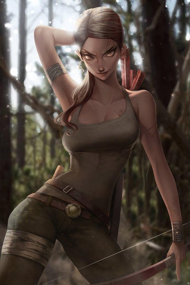 IwYQeFp7lGE.jpg - Rise of the Tomb Raider Арт