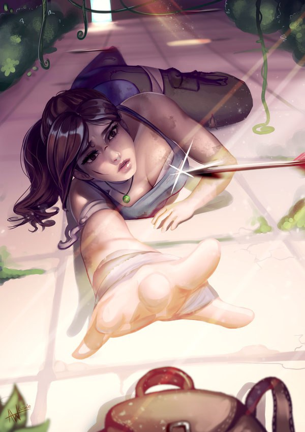 YuTFQ-8HgGA.jpg - Rise of the Tomb Raider Арт
