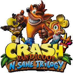 Crash Bandicoot. N'Sane Trilogy.png - Crash Bandicoot N. Sane Trilogy