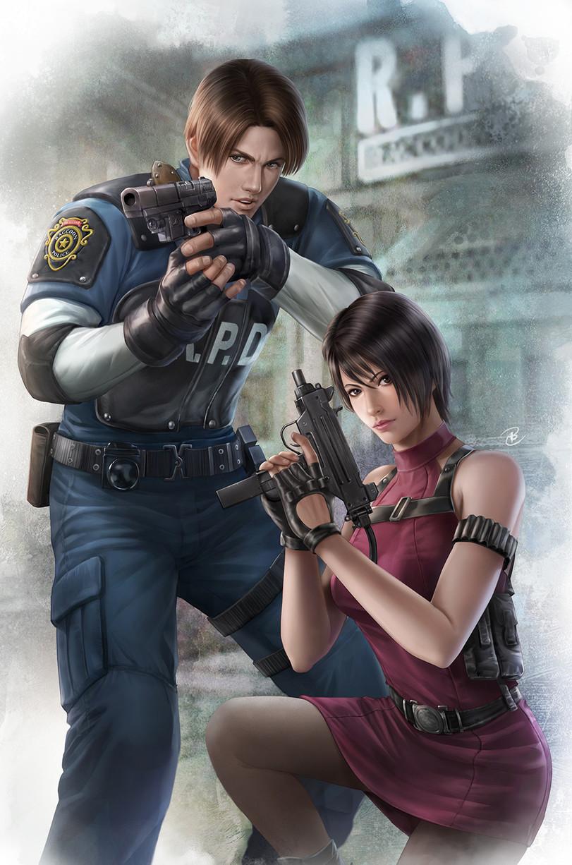 Resident-evil-2-Resident-Evil-Игры-Leon-Scott-Kennedy-3848463.jpeg - Resident Evil 2