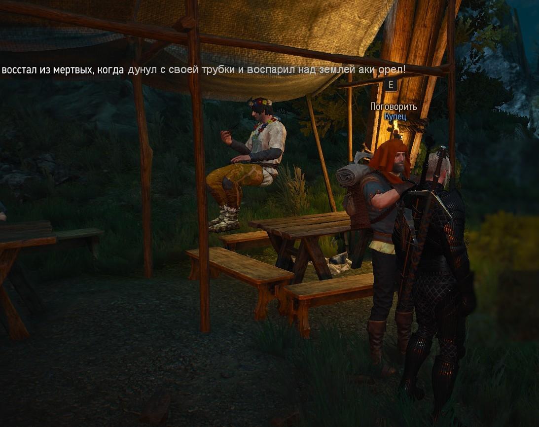 левитатор.jpg - Witcher 3: Wild Hunt, the