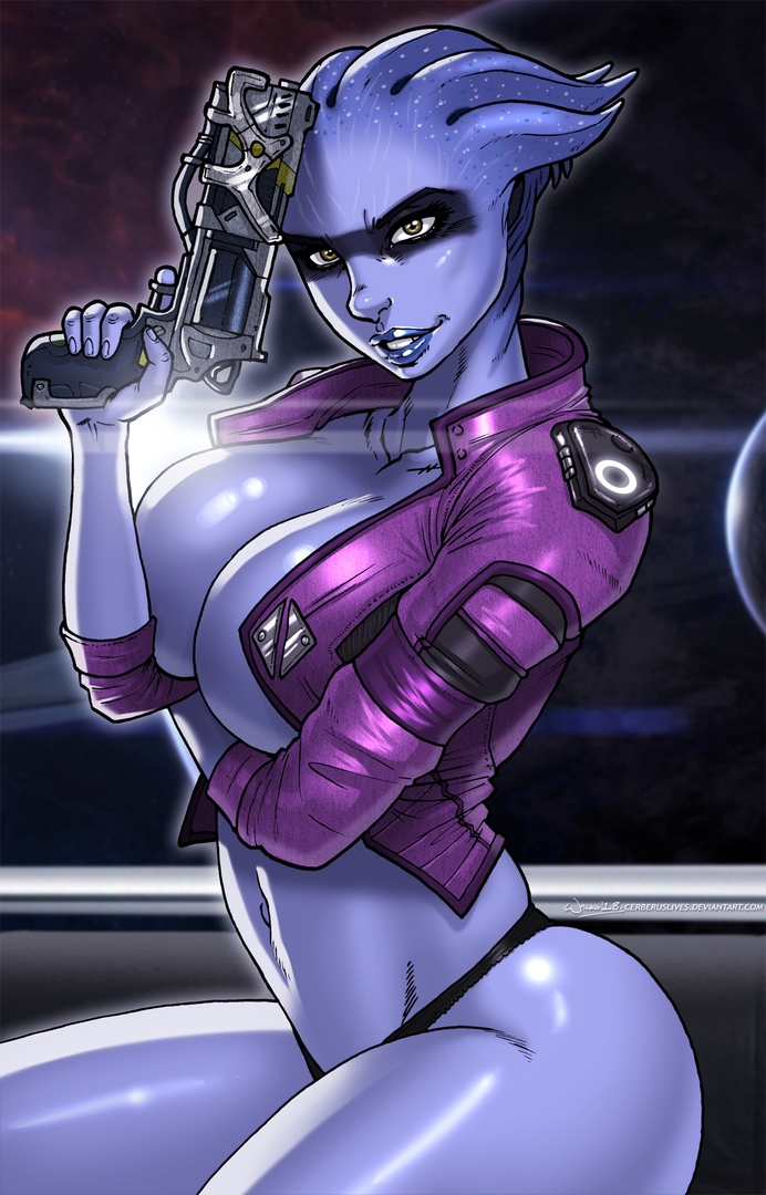 CpMaa0_XXbE.jpg - Mass Effect: Andromeda Азари, Арт