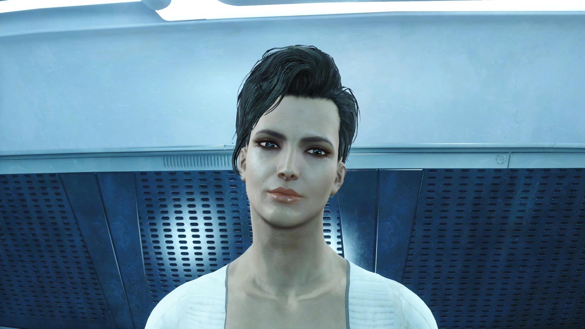 Мой пресет лица Нора Вдохновение - Fallout 4