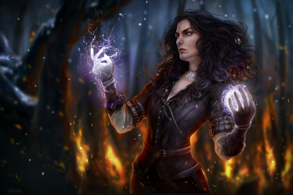 yennefer_by_annahelme-daqap6g.jpg - Witcher 3: Wild Hunt, the