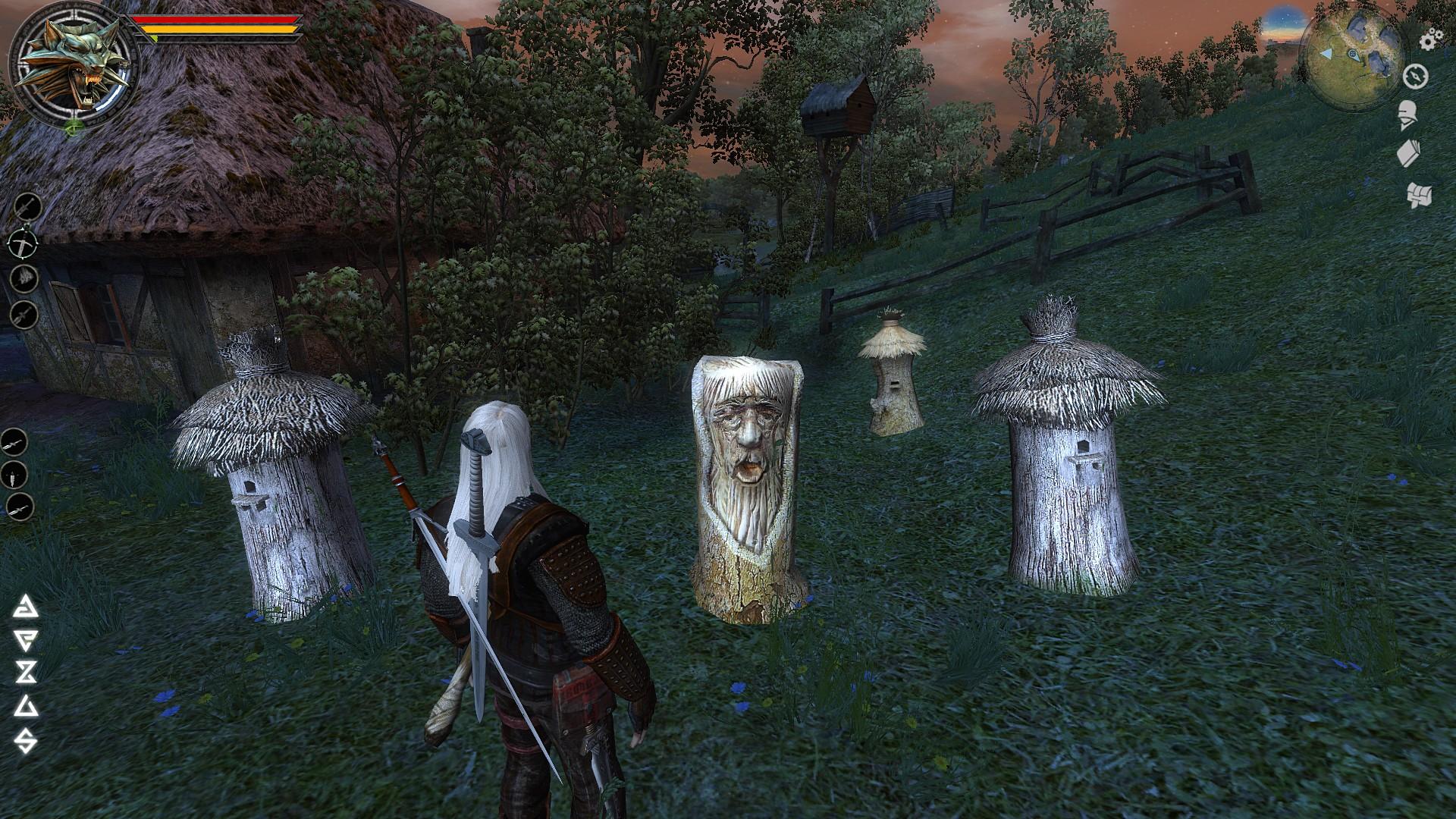 Красивая пасека - Witcher, the