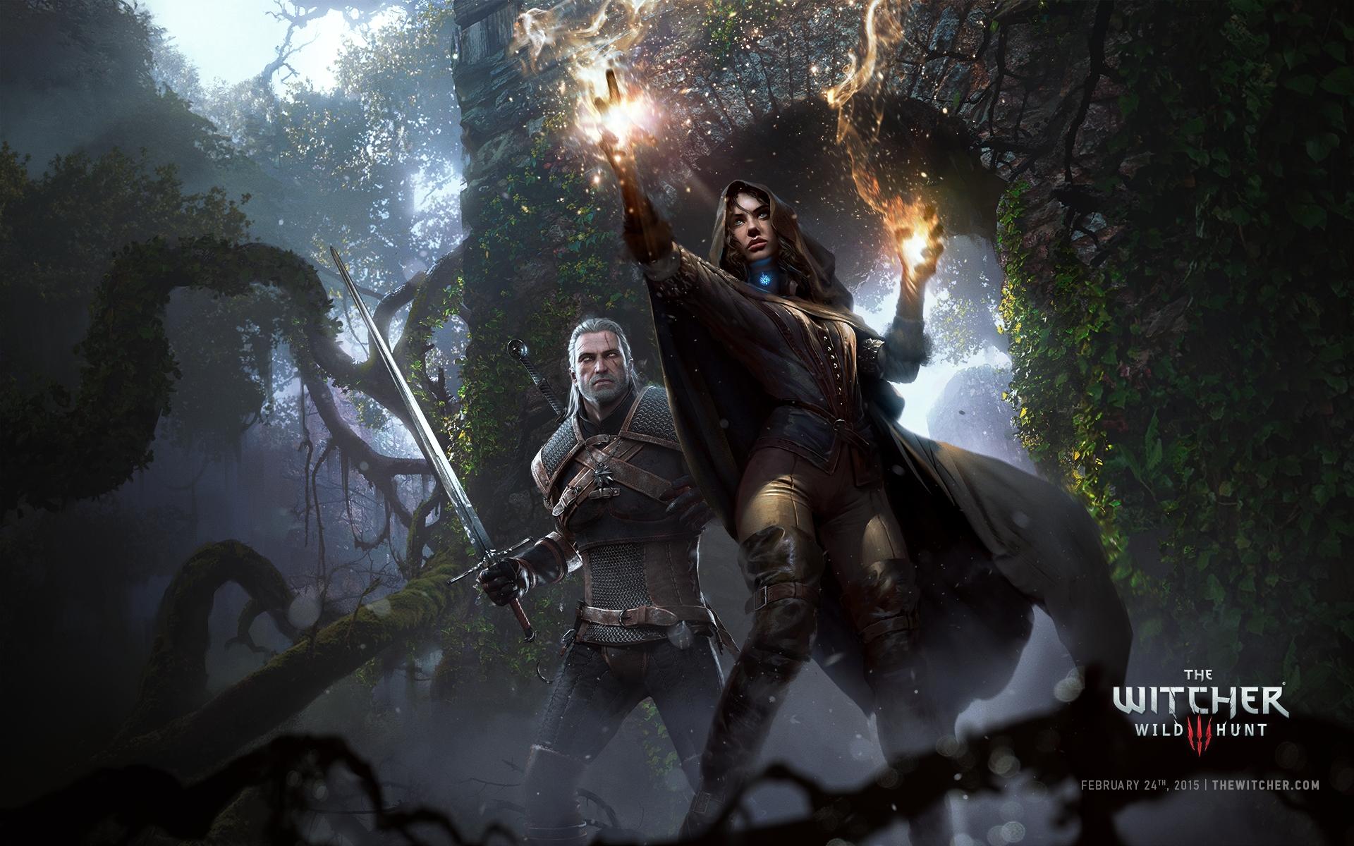 Art - Witcher 3: Wild Hunt, the Арт