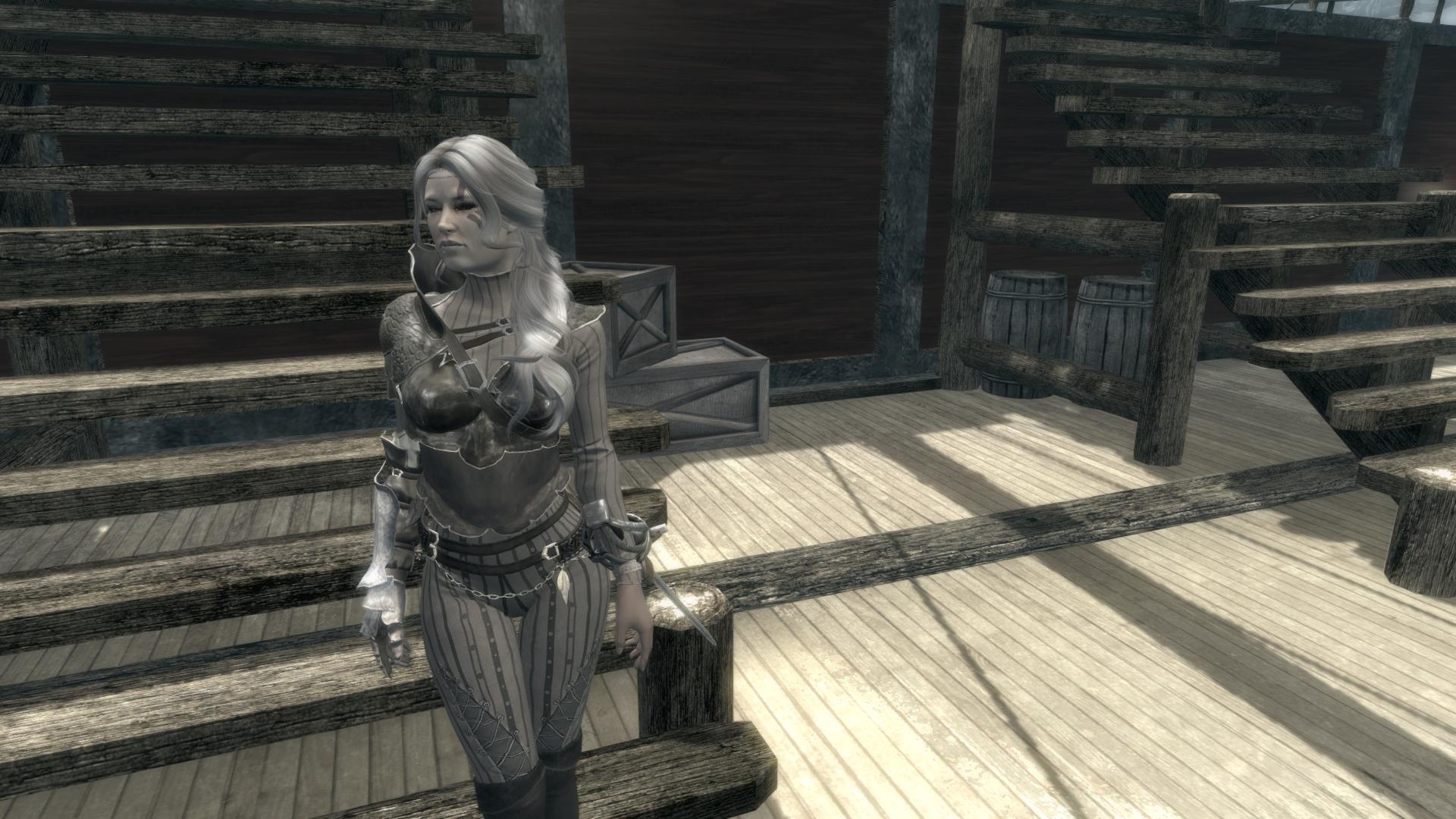 Героиня ракурс 27 - Elder Scrolls 5: Skyrim, the
