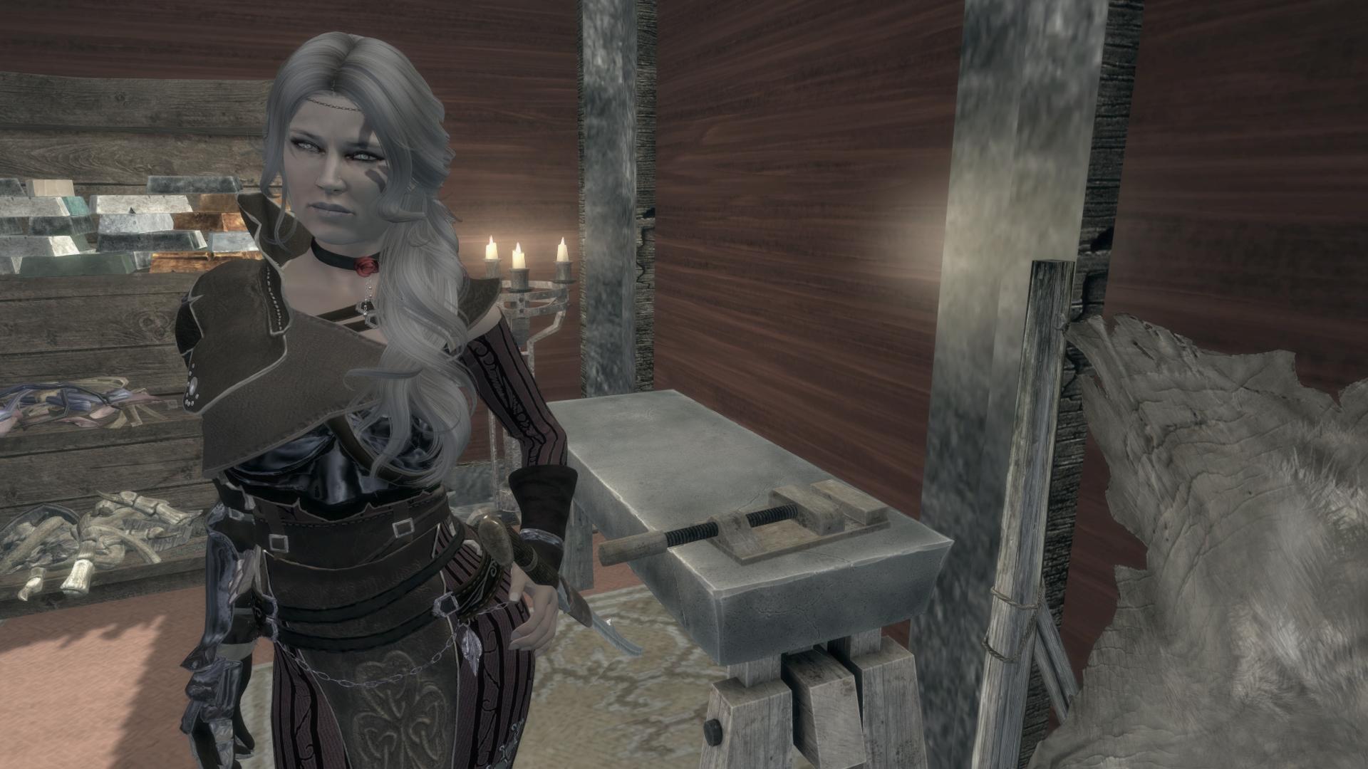 Героиня ракурс 28 - Elder Scrolls 5: Skyrim, the