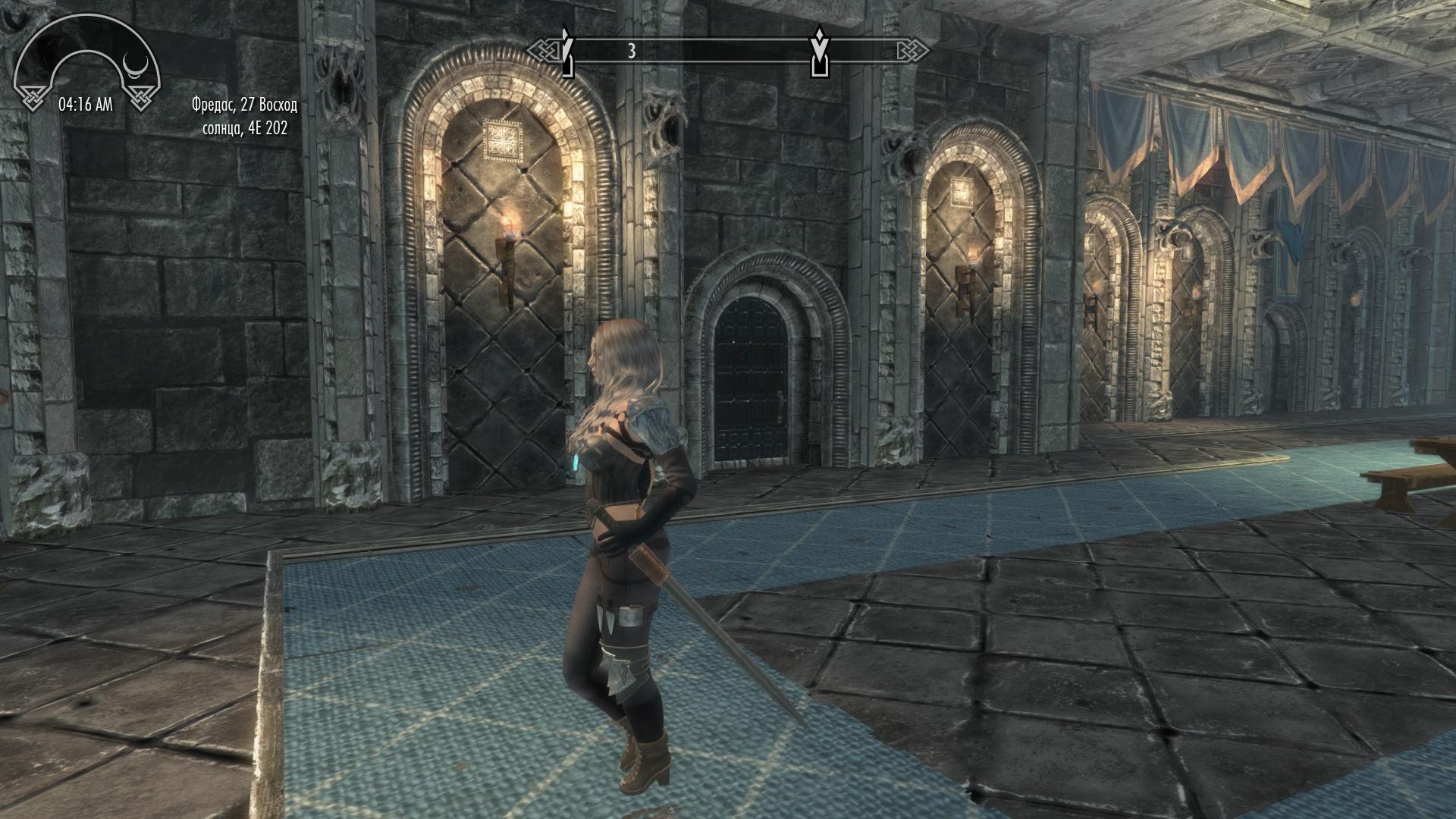 Героиня ракурс 29 - Elder Scrolls 5: Skyrim, the