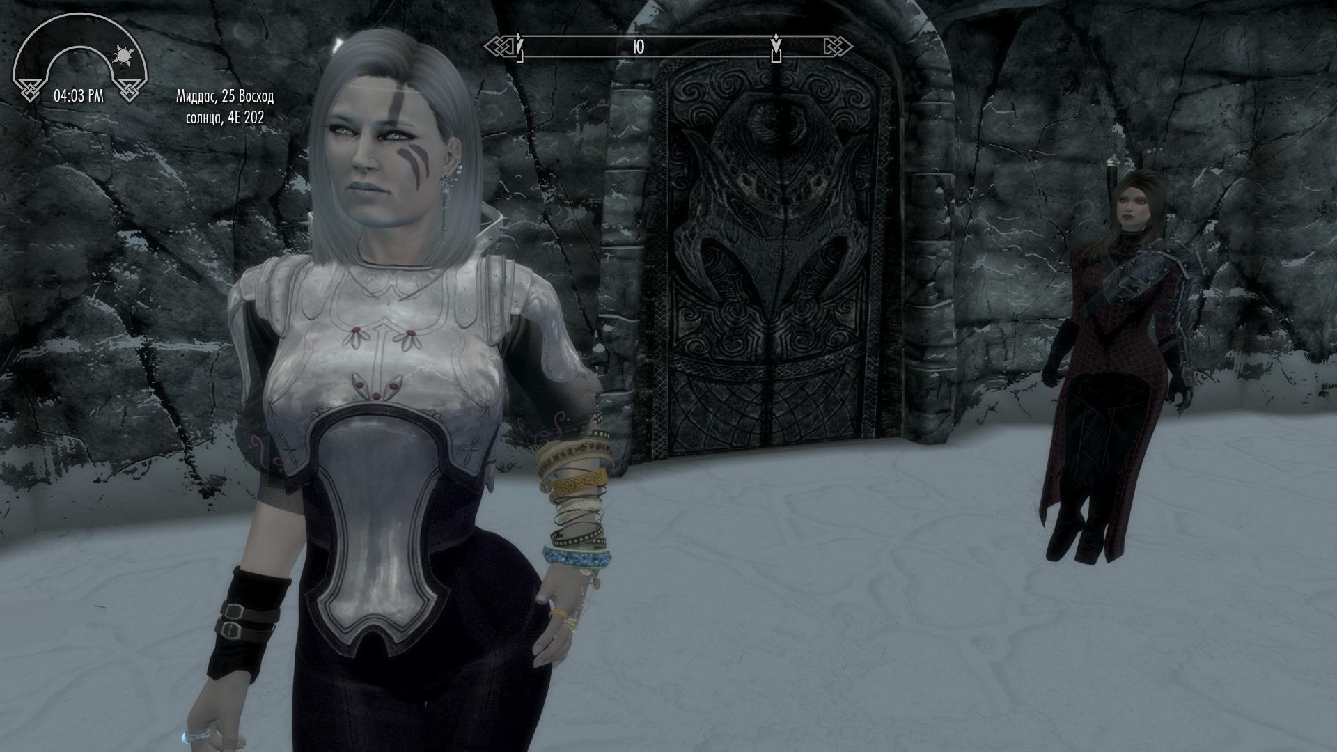 Героиня ракурс 32 - Elder Scrolls 5: Skyrim, the